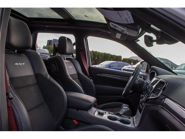 2019 Jeep Grand Cherokee SRT (Stk: K575145) in Abbotsford - Image 19 of 29