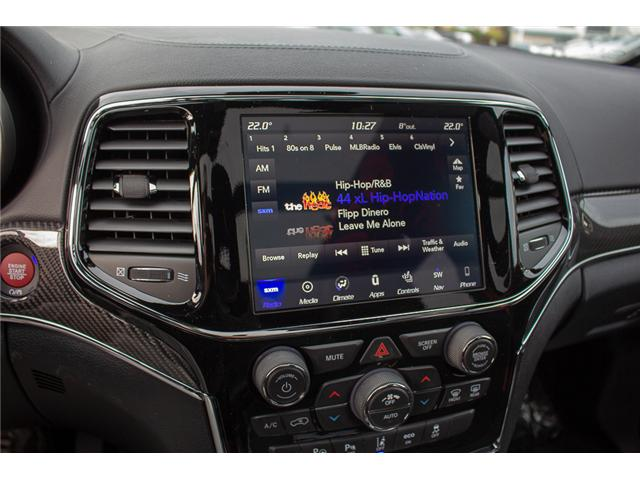 2019 Jeep Grand Cherokee SRT (Stk: K575145) in Abbotsford - Image 24 of 29