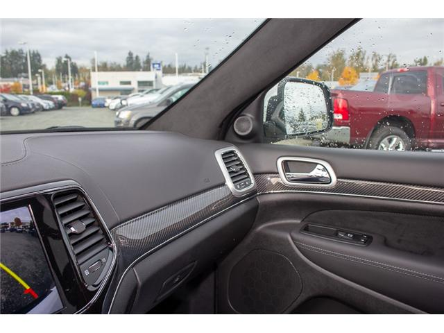 2019 Jeep Grand Cherokee SRT (Stk: K575145) in Abbotsford - Image 28 of 29