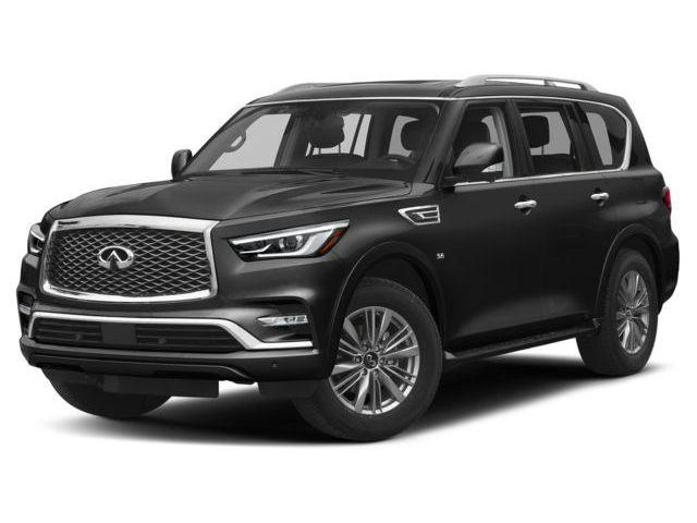 2019 Infiniti QX80 LUXE 7 Passenger (Stk: 919008) in London - Image 1 of 9
