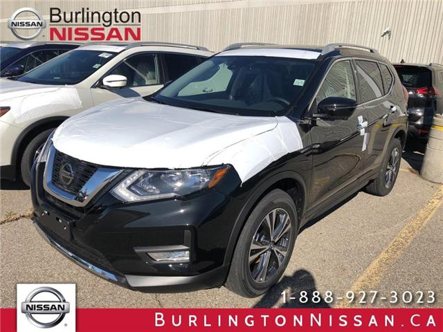 2019 Nissan Rogue SV (Stk: Y2512) in Burlington - Image 1 of 5