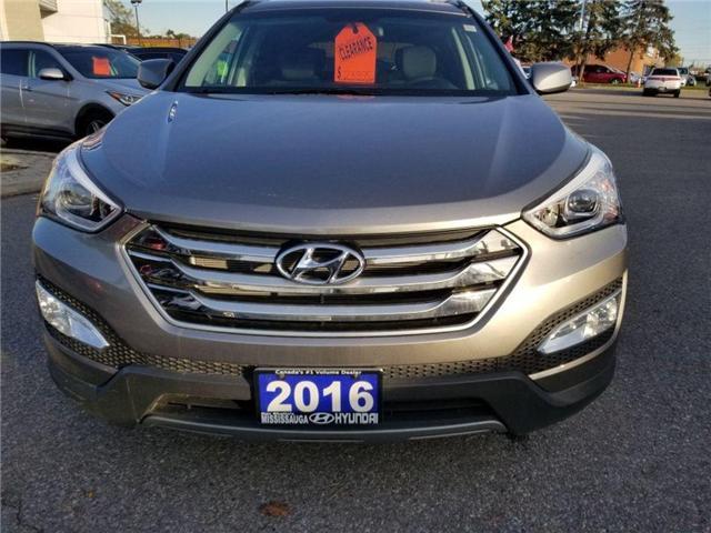 2016 Hyundai Santa Fe Sport Premium Pkg FWD (Stk: 37404a) in Mississauga - Image 2 of 17