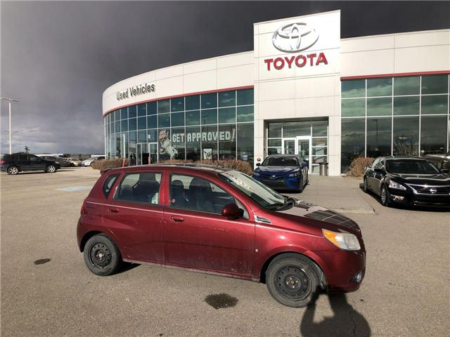 2009 Chevrolet Aveo LT (Stk: 2801667A) in Calgary - Image 1 of 15