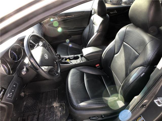 2013 Hyundai Sonata SE (Stk: 2801916A) in Calgary - Image 9 of 16