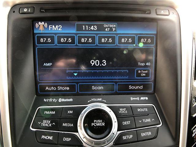 2013 Hyundai Sonata SE (Stk: 2801916A) in Calgary - Image 12 of 16