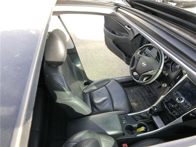 2013 Hyundai Sonata SE (Stk: 2801916A) in Calgary - Image 15 of 16