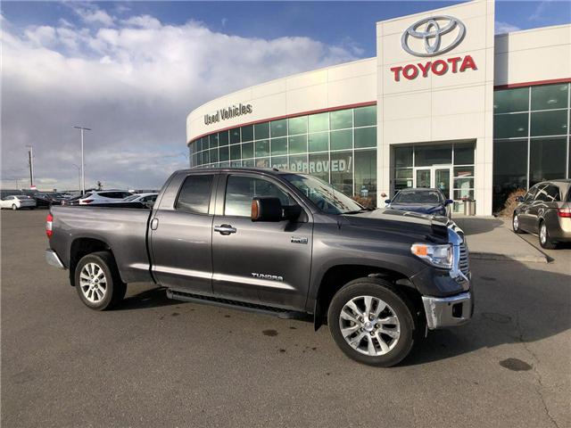 2015 Toyota Tundra Limited 5.7L V8 (Stk: 2800258A) in Calgary - Image 1 of 15