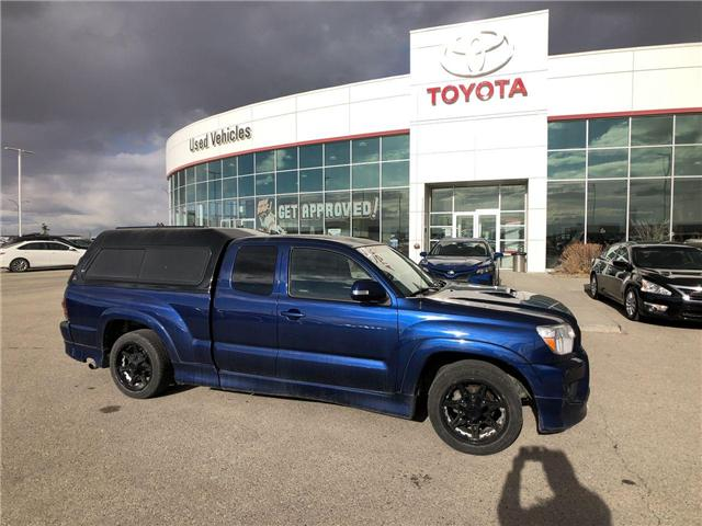 2014 Toyota Tacoma X-Runner (Stk: 2801937A) in Calgary - Image 1 of 17