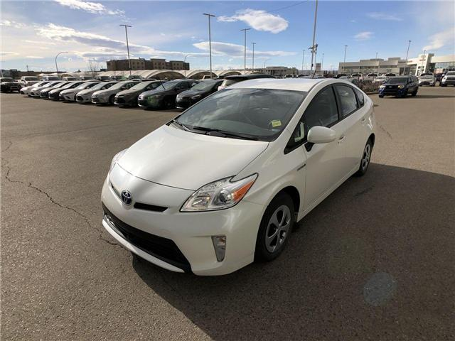 2014 Toyota Prius Base at $17955 for sale in Calgary