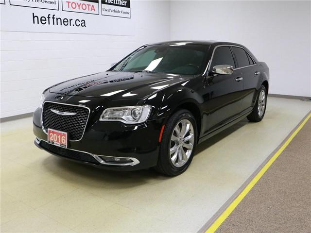 2016 Chrysler 300C Base (Stk: 186279) in Kitchener - Image 1 of 30