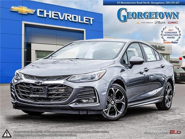 2019 Chevrolet Cruze LT (Stk: 28173) in Georgetown - Image 1 of 27