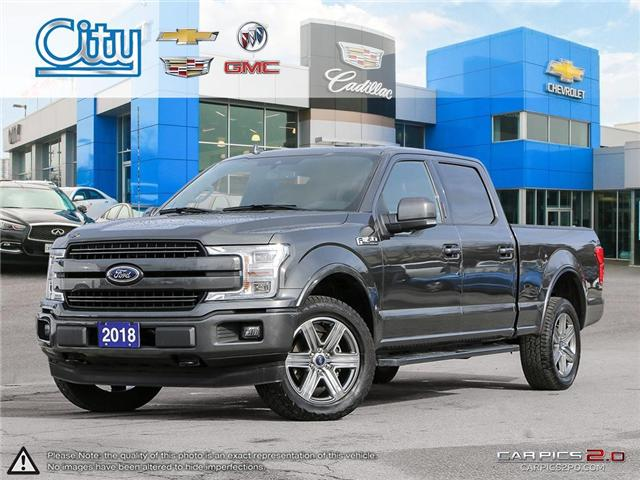 2018 Ford F-150 Lariat (Stk: 2875909A) in Toronto - Image 1 of 27
