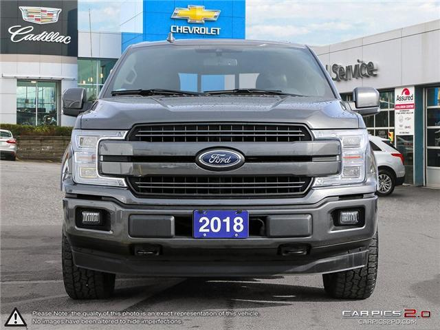 2018 Ford F-150 Lariat (Stk: 2875909A) in Toronto - Image 2 of 27