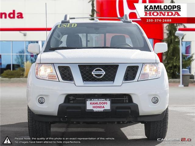2018 Nissan Frontier PRO-4X (Stk: 14175U) in Kamloops - Image 2 of 25