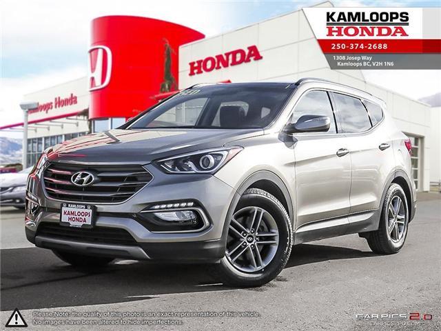 2017 Hyundai Santa Fe Sport 2.4 SE (Stk: 14174U) in Kamloops - Image 1 of 25