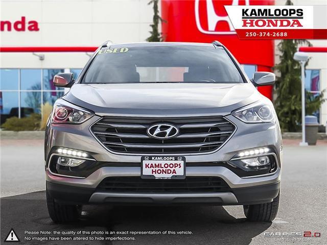 2017 Hyundai Santa Fe Sport 2.4 SE (Stk: 14174U) in Kamloops - Image 2 of 25