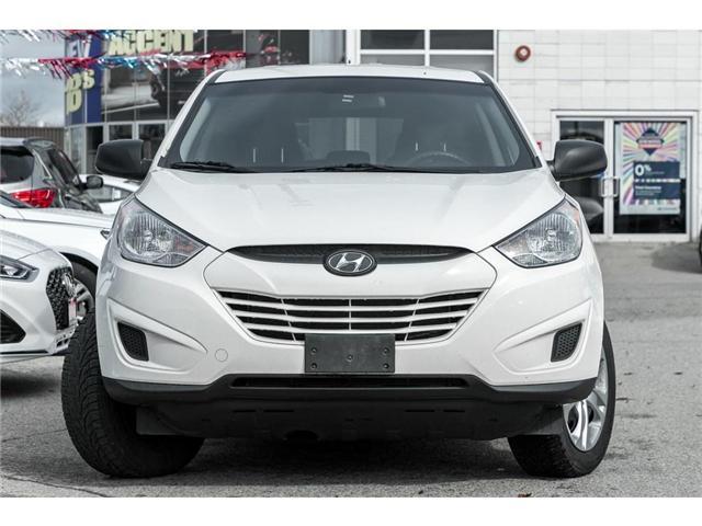 2013 Hyundai Tucson  (Stk: H828264T) in Mississauga - Image 2 of 19