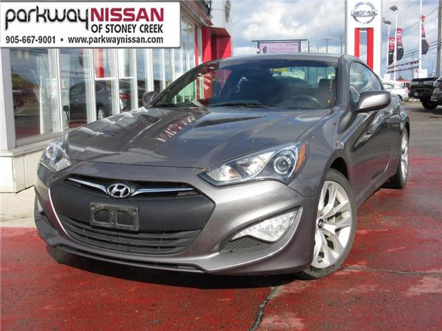 2013 Hyundai Genesis Coupe 2.0T (Stk: N18774A) in Hamilton - Image 1 of 17