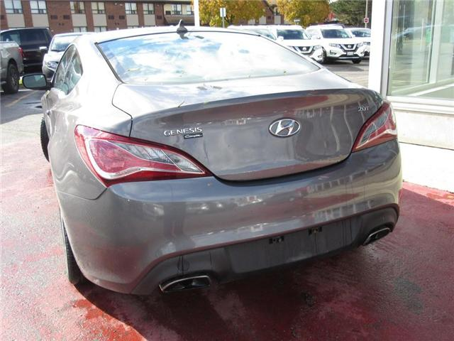 2013 Hyundai Genesis Coupe 2.0T (Stk: N18774A) in Hamilton - Image 4 of 17