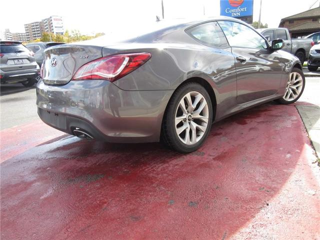 2013 Hyundai Genesis Coupe 2.0T (Stk: N18774A) in Hamilton - Image 7 of 17