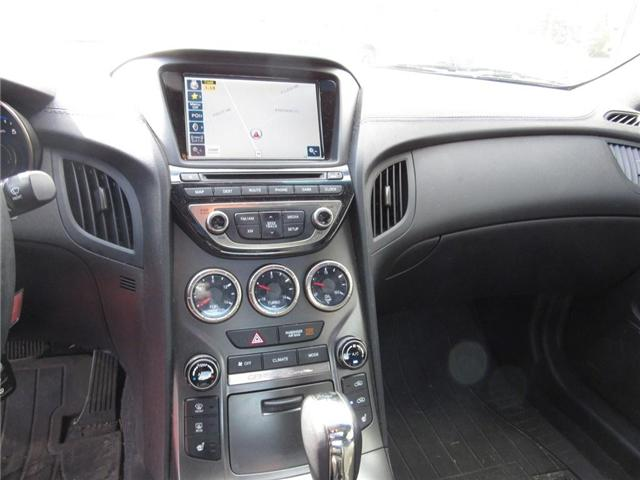 2013 Hyundai Genesis Coupe 2.0T (Stk: N18774A) in Hamilton - Image 14 of 17