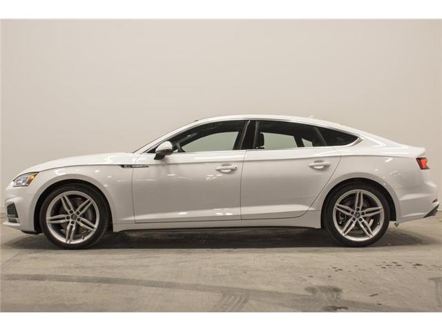 2018 Audi A5 2.0T Progressiv (Stk: T15800) in Vaughan - Image 2 of 7