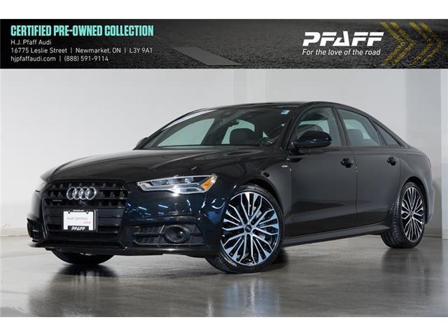 2018 Audi A6 2.0T Technik (Stk: 53031) in Newmarket - Image 1 of 20