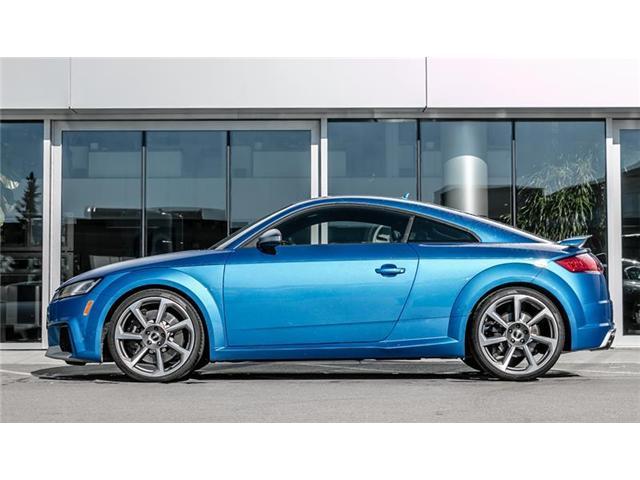 2018 Audi TT RS 2.5T quattro 7sp S tronic Cpe (Stk: U7077AA) in Vaughan - Image 2 of 22