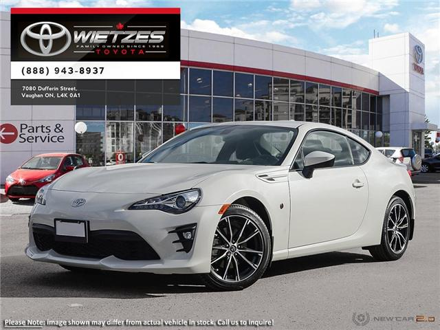 2019 Toyota 86 Manual (Stk: 67164) in Vaughan - Image 1 of 22