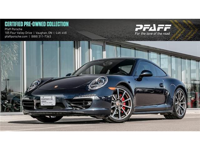 2013 Porsche 911 Carrera 4S Coupe PDK (Stk: U7439A) in Vaughan - Image 1 of 18