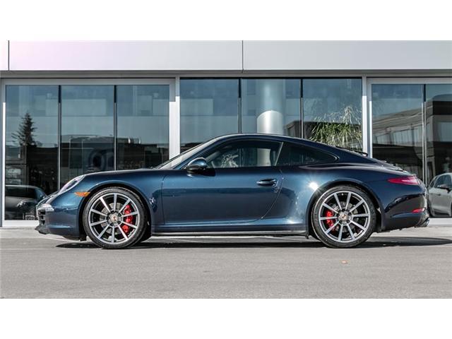 2013 Porsche 911 Carrera 4S Coupe PDK (Stk: U7439A) in Vaughan - Image 2 of 18