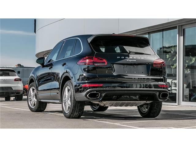 2017 Porsche Cayenne w/ Tip (Stk: U7477) in Vaughan - Image 2 of 20
