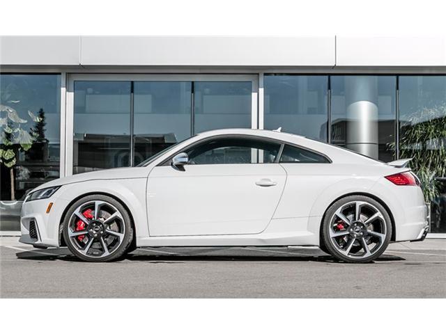 2018 Audi TT RS 2.5T quattro 7sp S tronic Cpe (Stk: U7485) in Vaughan - Image 2 of 22