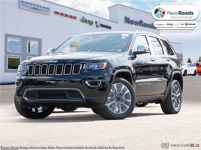 2018 Jeep Grand Cherokee Limited (Stk: JC510808) in Newmarket - Image 1 of 14