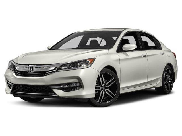 2017 Honda Accord Sport (Stk: 1744037) in Calgary - Image 1 of 9