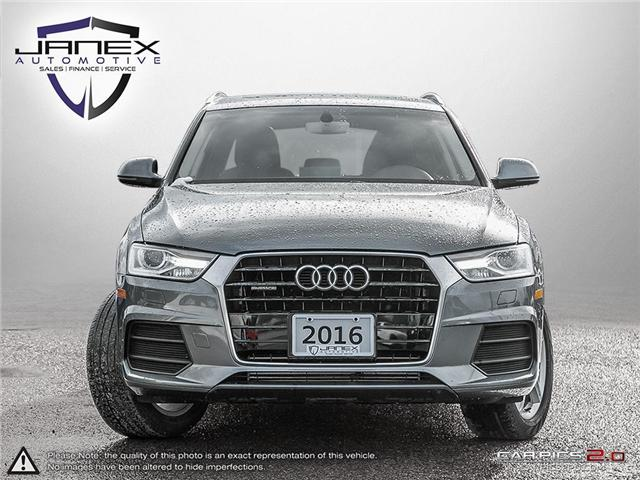 2016 Audi Q3 2.0T Progressiv (Stk: 18755) in Ottawa - Image 2 of 28