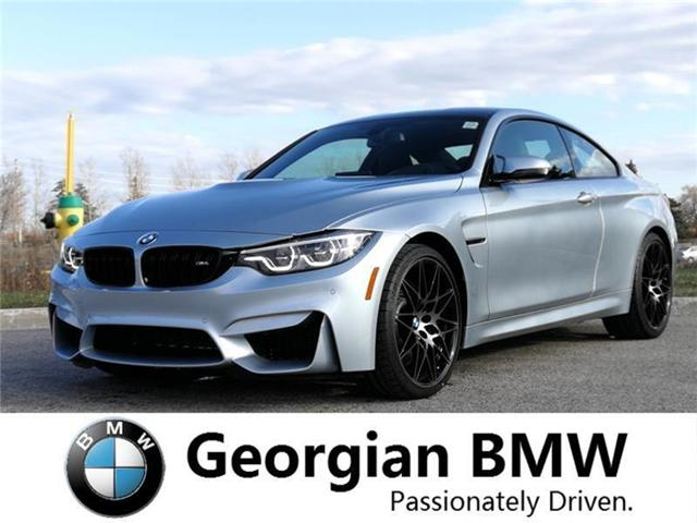 2018 BMW M4 Base (Stk: B18064) in Barrie - Image 1 of 4