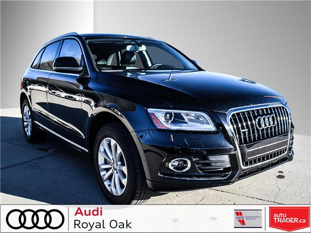 2014 Audi Q5 2.0 Progressiv (Stk: N4970A) in Calgary - Image 1 of 22