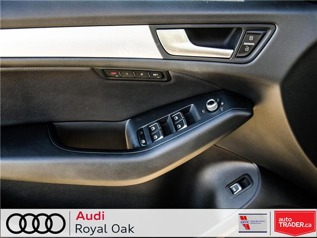 2014 Audi Q5 2.0 Progressiv (Stk: N4970A) in Calgary - Image 9 of 22