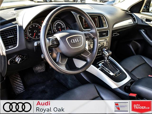 2014 Audi Q5 2.0 Progressiv (Stk: N4970A) in Calgary - Image 10 of 22