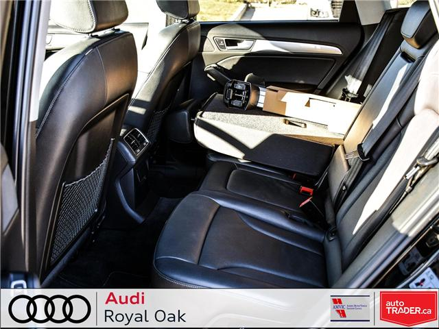 2014 Audi Q5 2.0 Progressiv (Stk: N4970A) in Calgary - Image 12 of 22