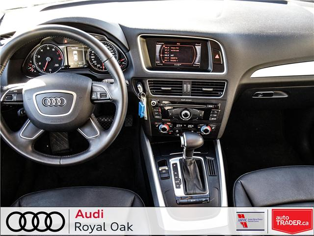2014 Audi Q5 2.0 Progressiv (Stk: N4970A) in Calgary - Image 13 of 22