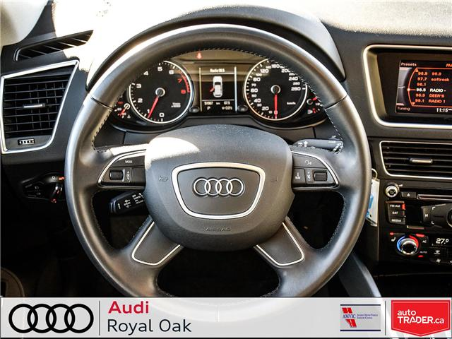 2014 Audi Q5 2.0 Progressiv (Stk: N4970A) in Calgary - Image 14 of 22
