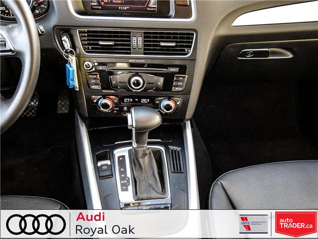 2014 Audi Q5 2.0 Progressiv (Stk: N4970A) in Calgary - Image 15 of 22