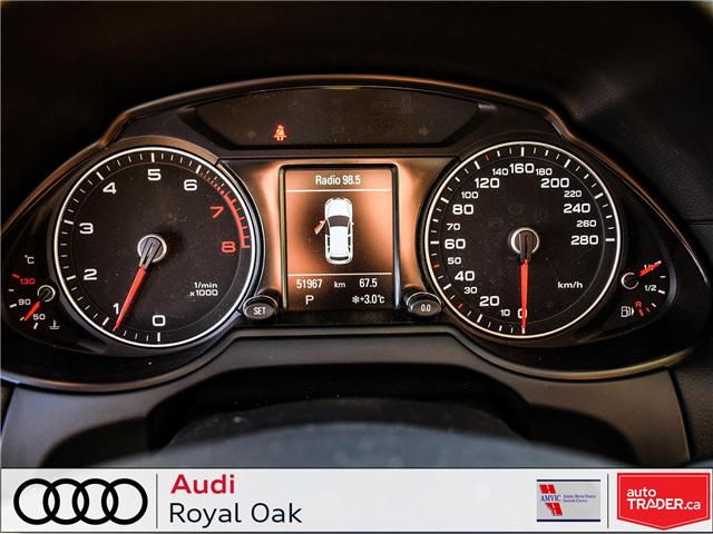 2014 Audi Q5 2.0 Progressiv (Stk: N4970A) in Calgary - Image 17 of 22