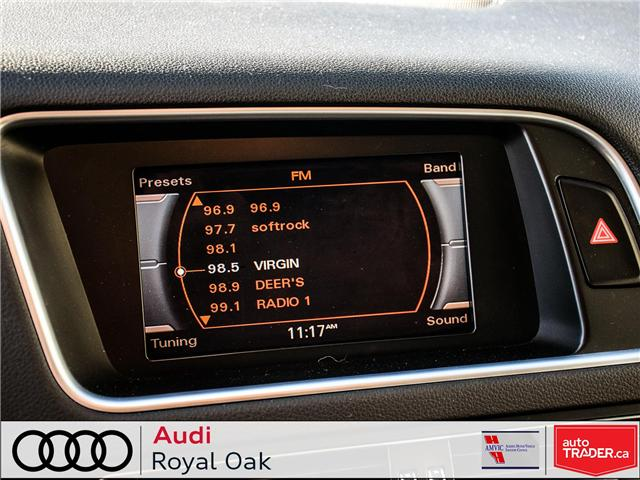 2014 Audi Q5 2.0 Progressiv (Stk: N4970A) in Calgary - Image 20 of 22