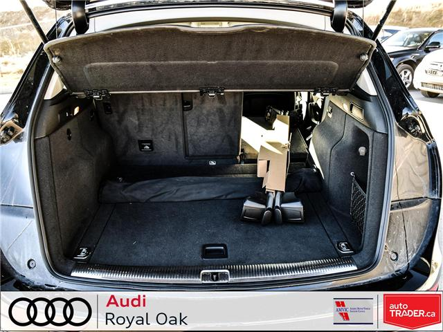 2014 Audi Q5 2.0 Progressiv (Stk: N4970A) in Calgary - Image 21 of 22
