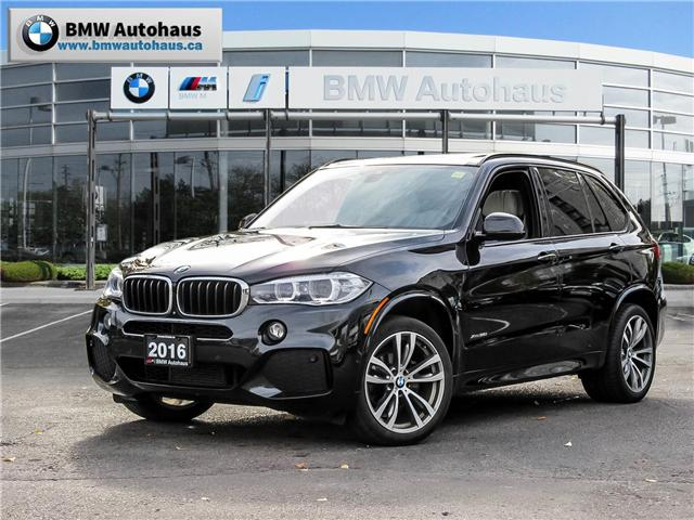 2016 BMW X5 xDrive35i (Stk: P8581) in Thornhill - Image 1 of 24