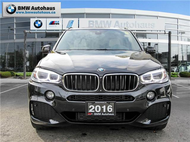 2016 BMW X5 xDrive35i (Stk: P8581) in Thornhill - Image 2 of 24