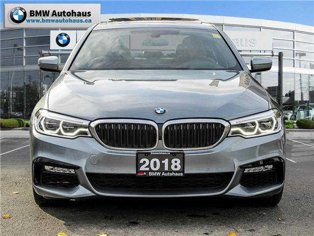 2018 BMW 530i xDrive (Stk: P8600) in Thornhill - Image 2 of 29